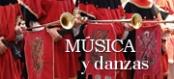 Música y danzas