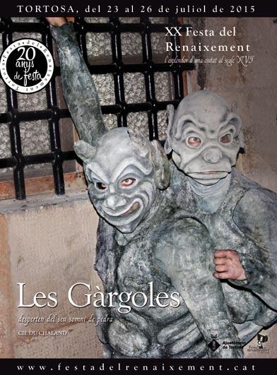 Les Gàrgoles a Tortosa