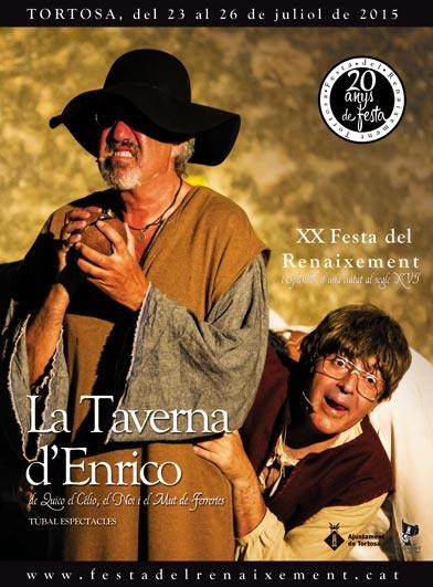 La Taverna d'Enrico de Quico el Célio, el Noi i el Mut de Ferreries